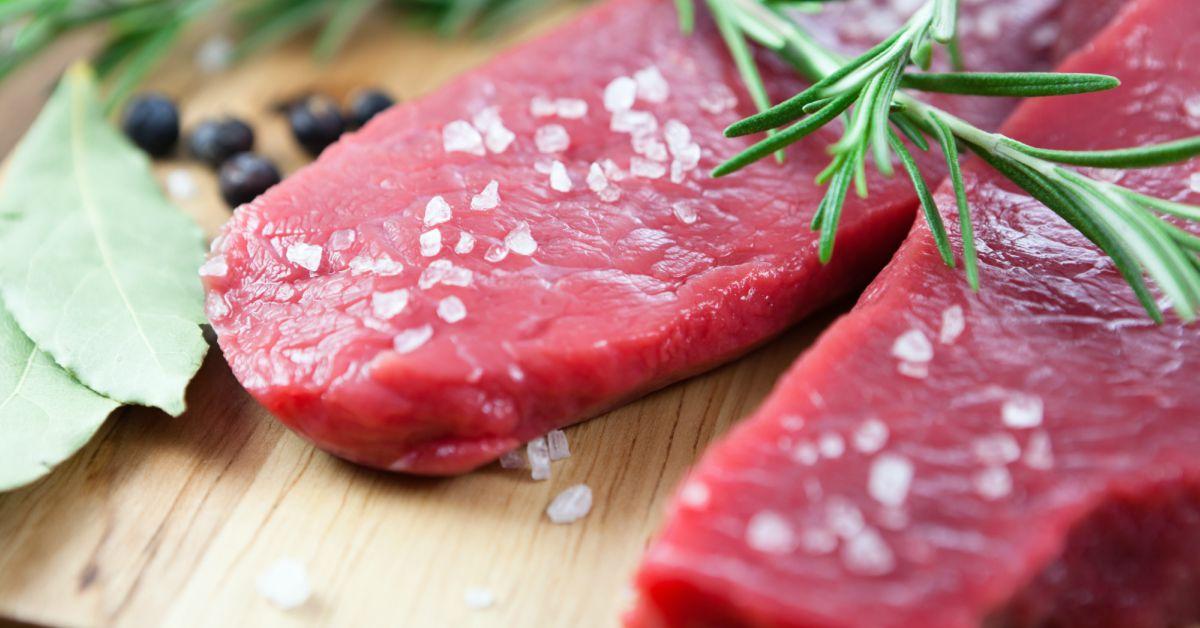 Gezout-vlees