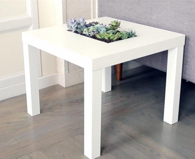 Ikea-tafel-met-vetplantjes