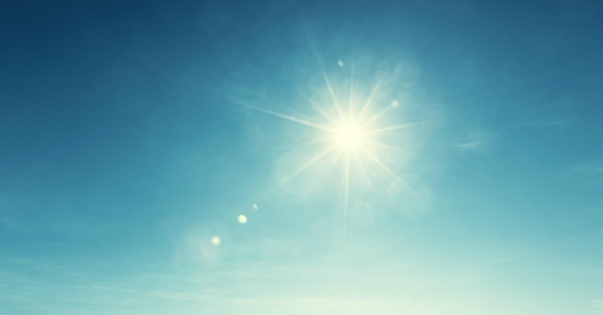 Stralende-zon