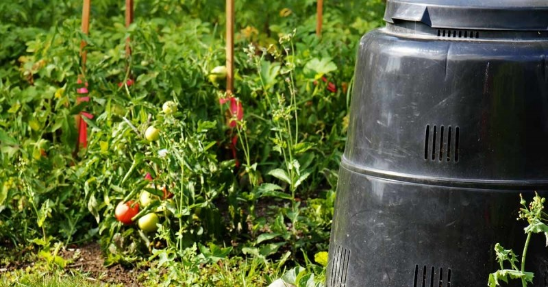 Composthoop maken cover