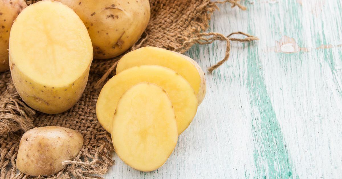Rauwe-gesneden-aardappel