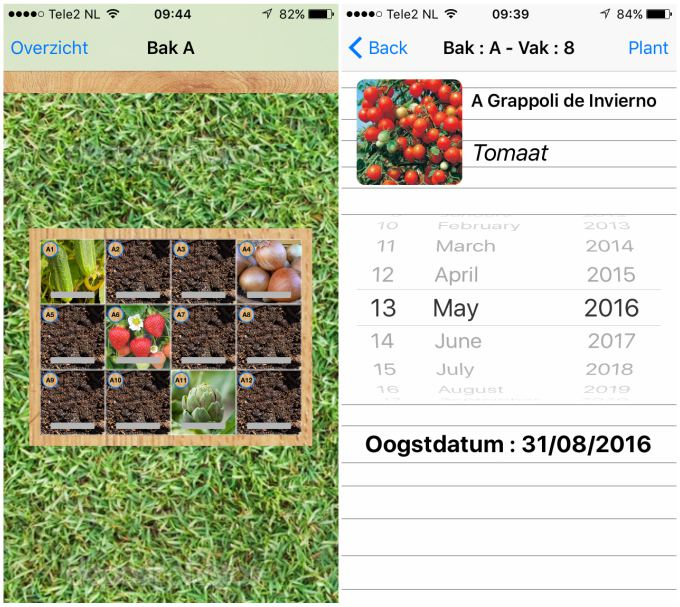 Screenshot Moestuinder