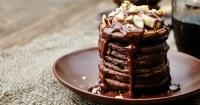 Stapel-pannekoekjes-met-Nutella