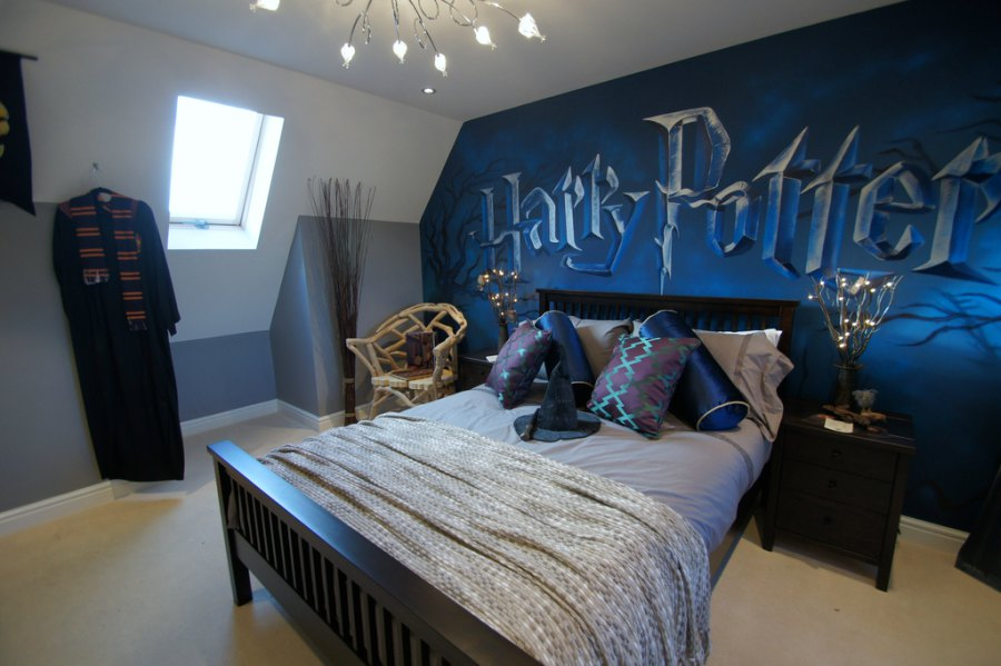 harry potter kamer