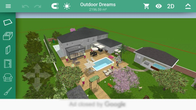 home 3d design outdoor