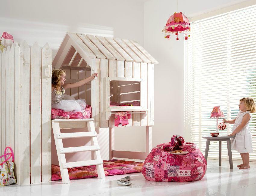 Schommel In Kinderkamer : Inspirerende kinderkamers om bij weg te dromen foto s