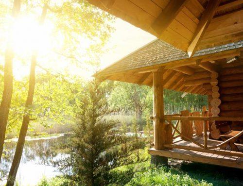 Bijzondere Vakantiehuisjes In De Natuur: 20 Inspirerende Huisjes Waar Je Alleen Maar Van Kunt Dromen