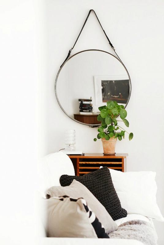 Ikea-spiegel