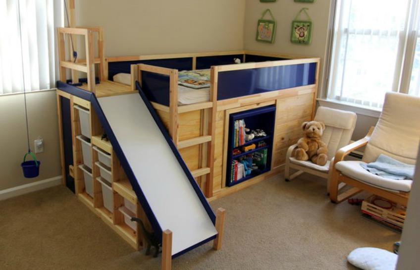 Kinderbed-met-geheime-kamer