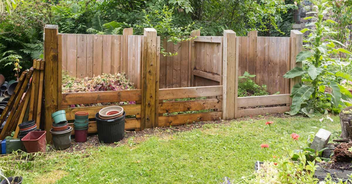 Een Compostbak Maken  7 Handige DIY Instructies Voor De Beste Bakken