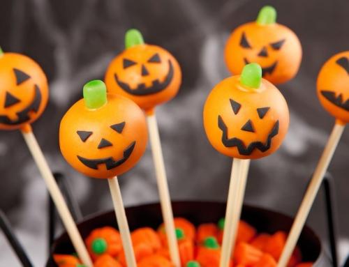 Griezelige Halloween Hapjes: 28 Recepten