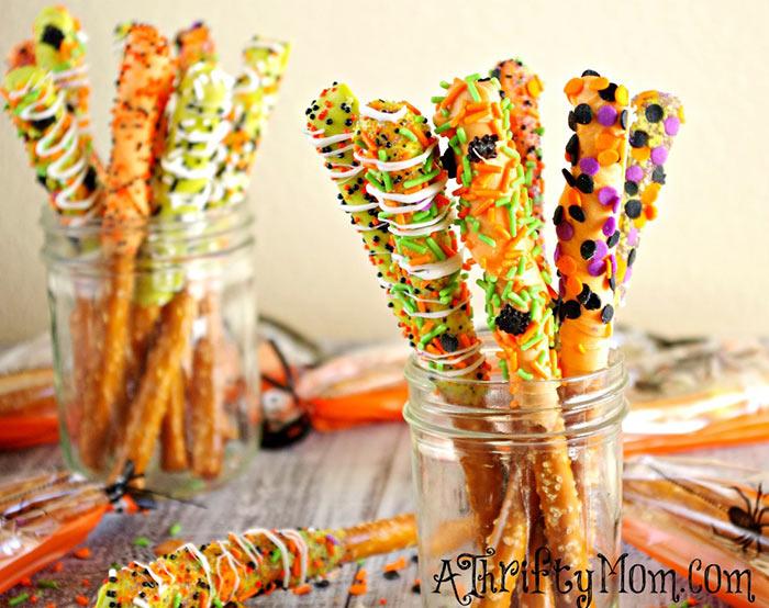 Uit Eten Met Halloween.Griezelige Halloween Hapjes Maken 28 Huiveringwekkende Recepten