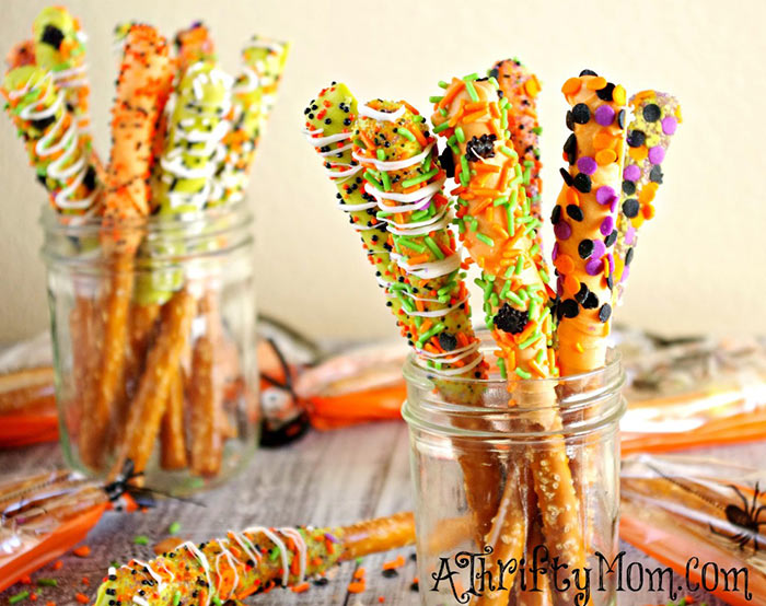 Halloween sticks