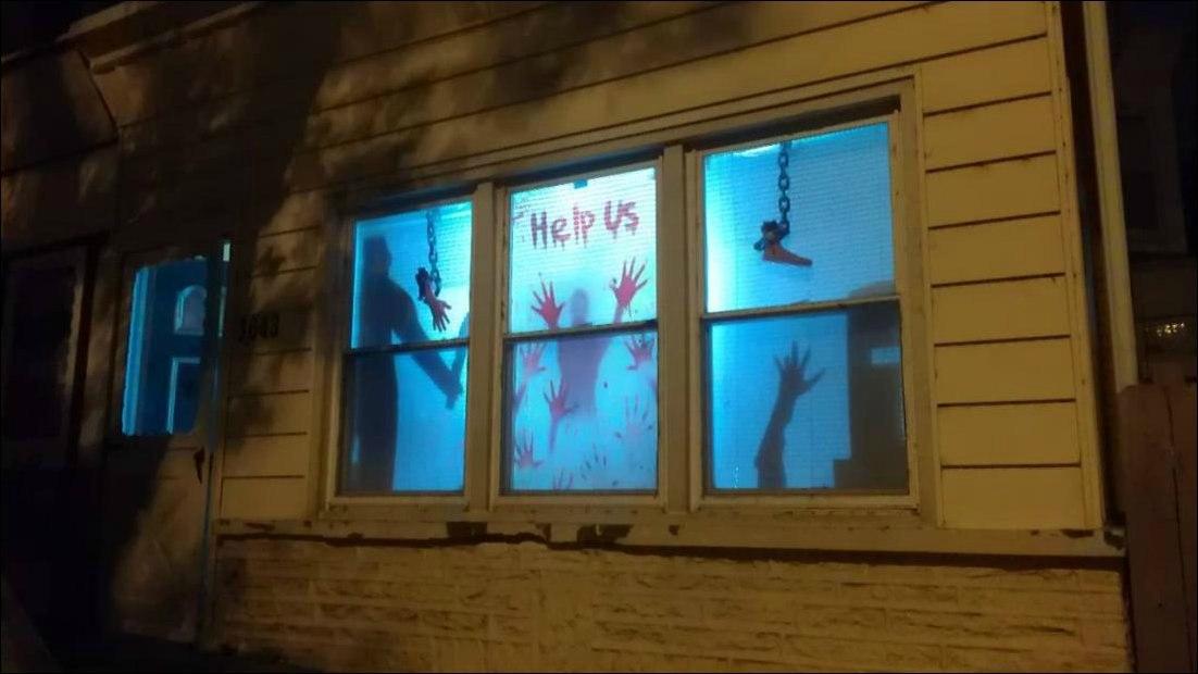 halloween huis eng
