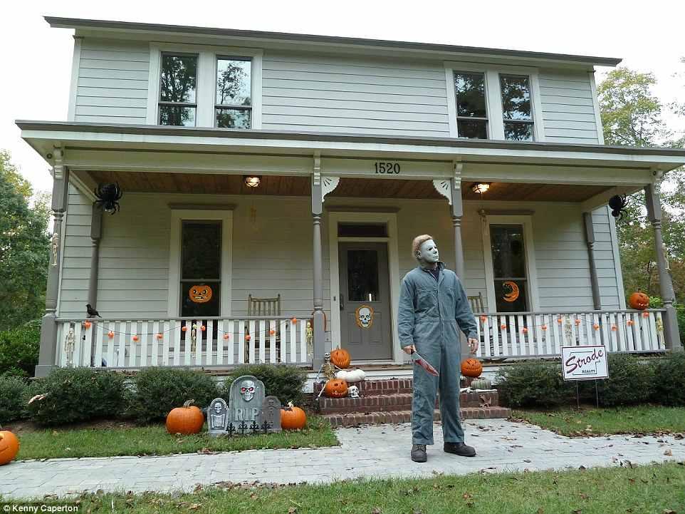 halloween huis film
