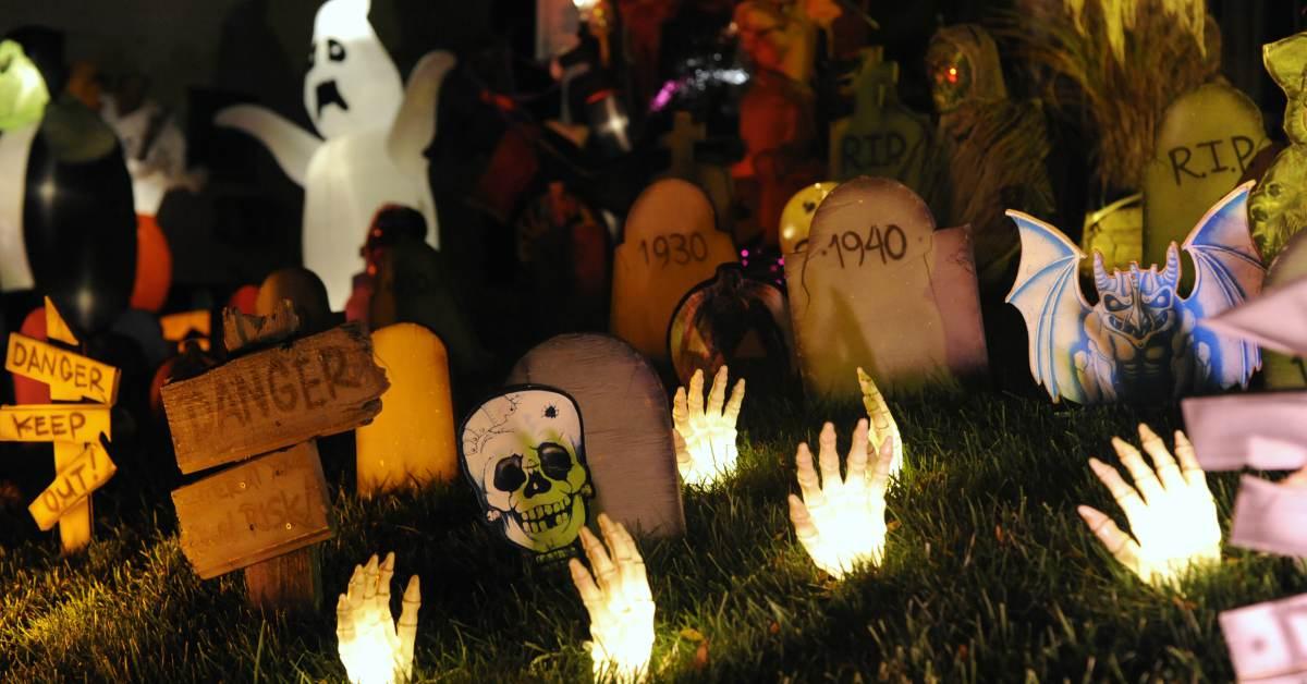halloween-versieringen
