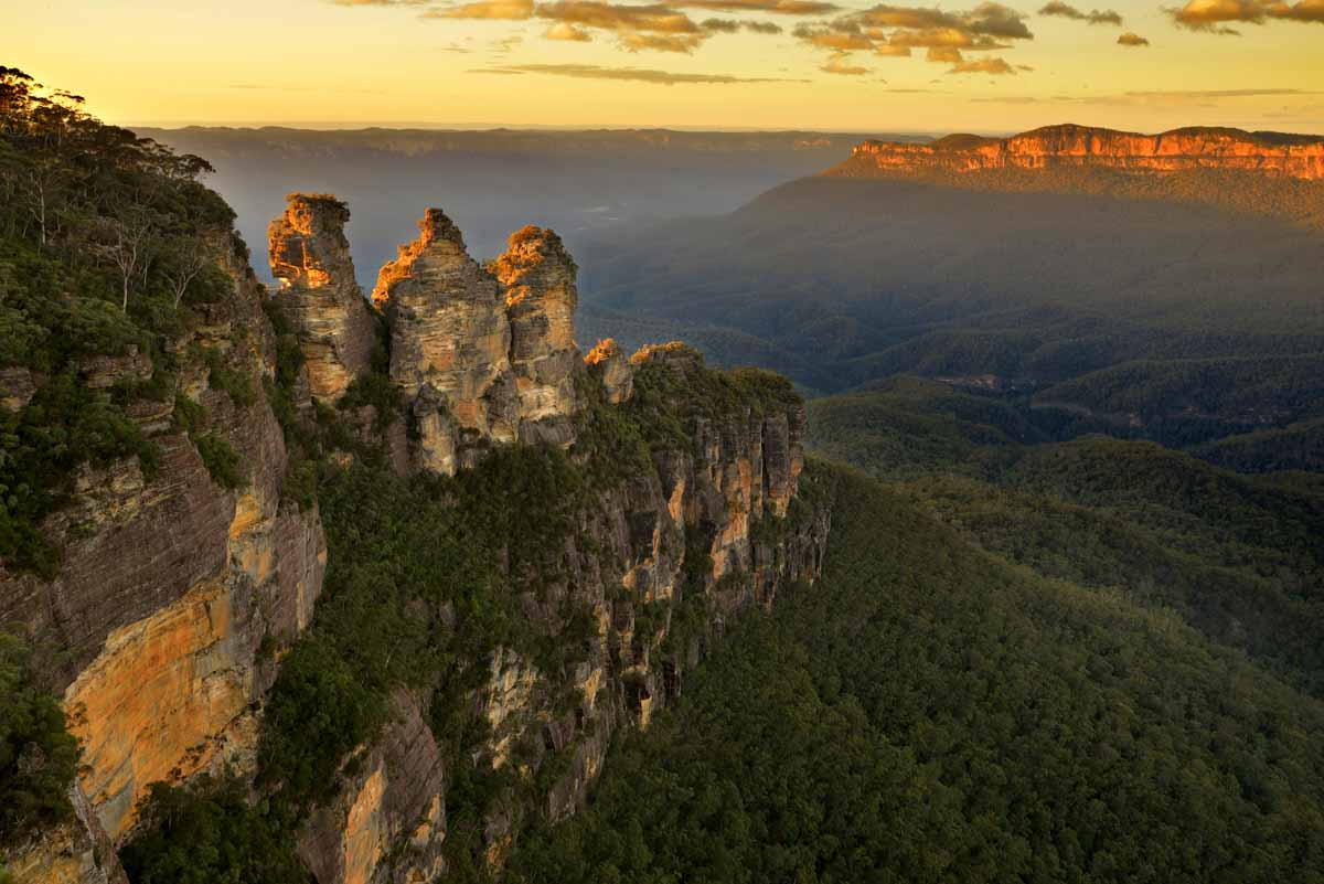 Blue-mountains-Australië