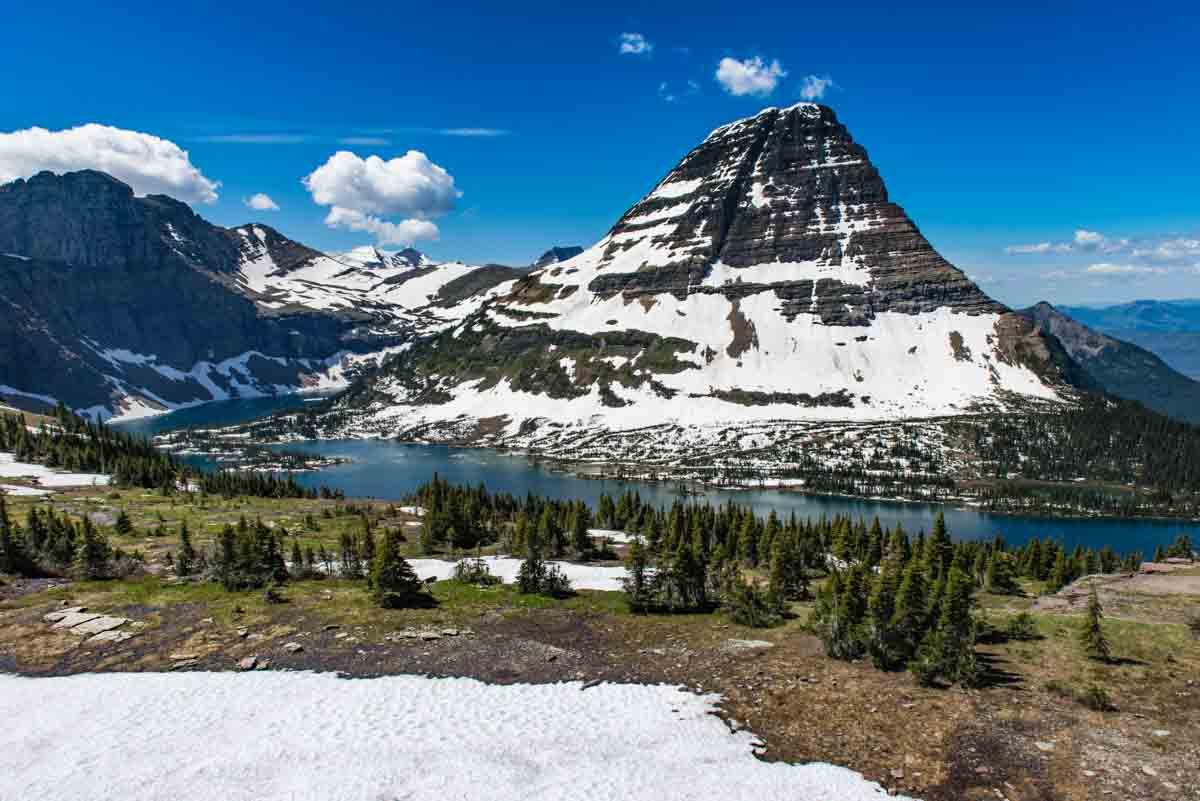 Glacier-Verenigde-Staten