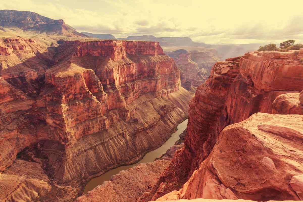 Grand-Canyon-Verenigde-Staten