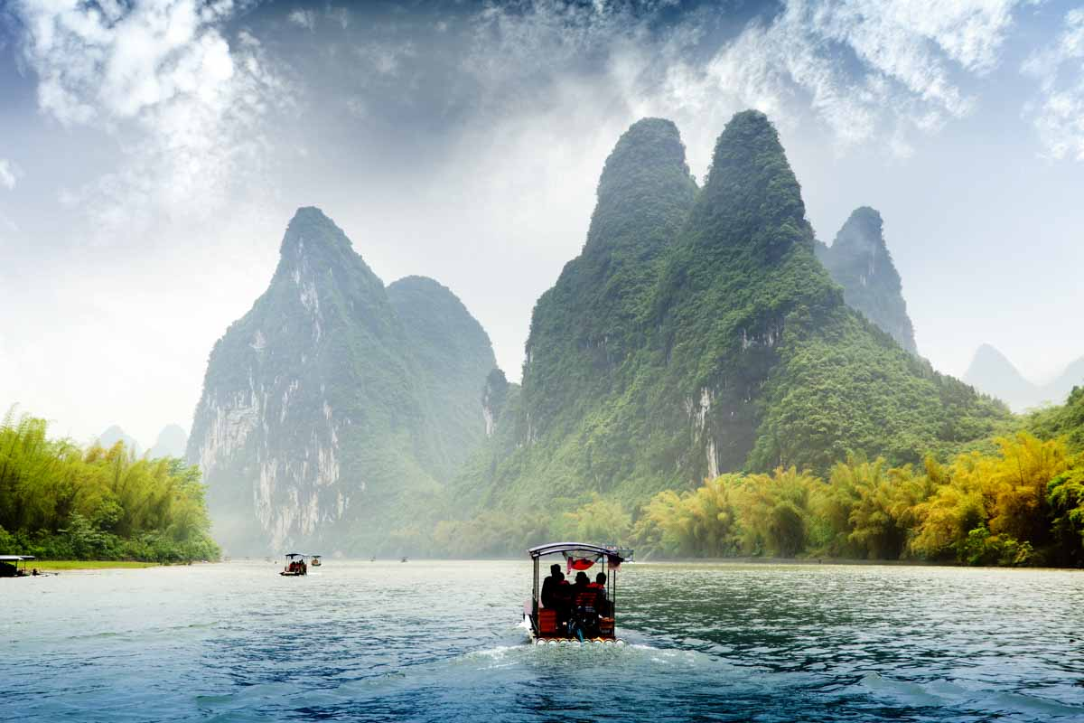 Guilin-li-river-China