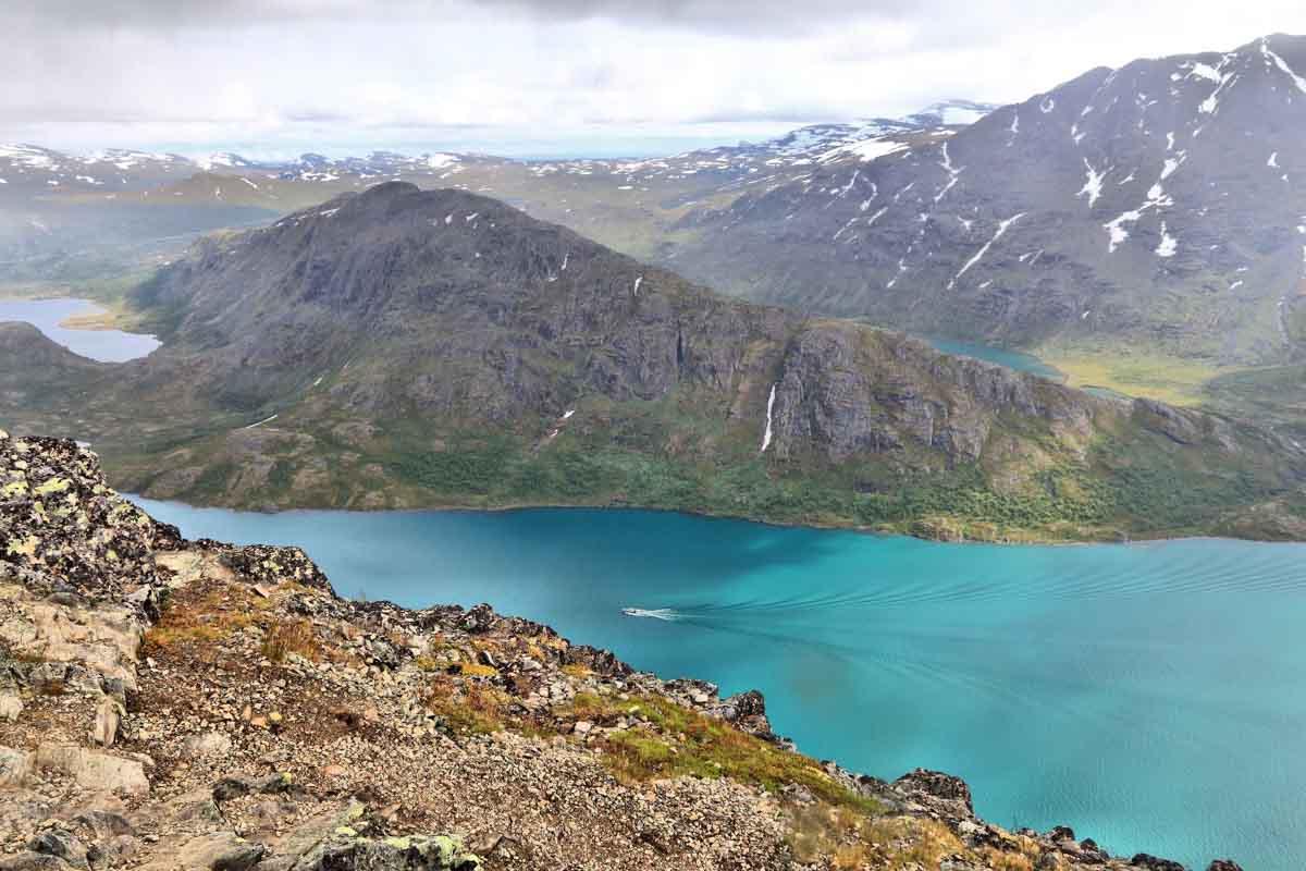 Jotumheimen-Noorwegen