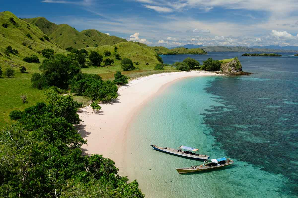 Komodo-Indonesië