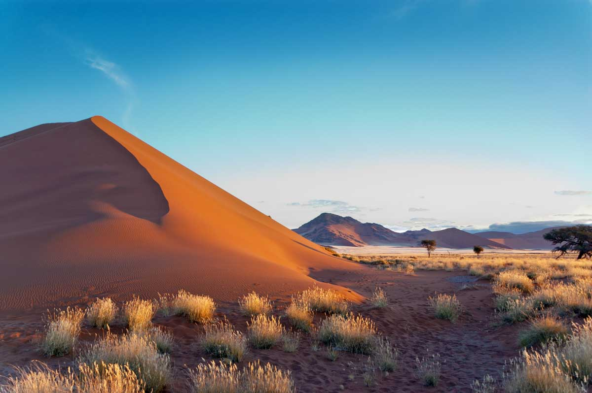 Namib-Naukluft-Namibië