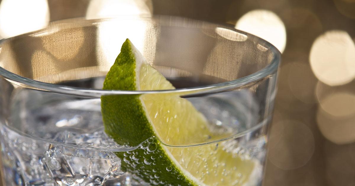 klassieke gin tonic