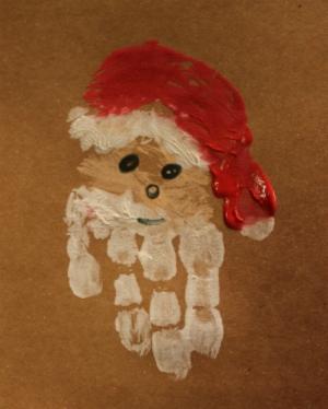 Handafdruk-kerstman-2