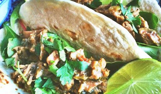 mexicaans-suddervlees