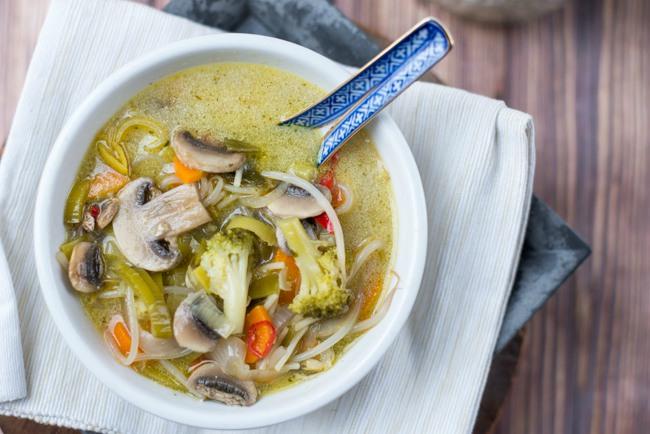 thaise-groentesoep