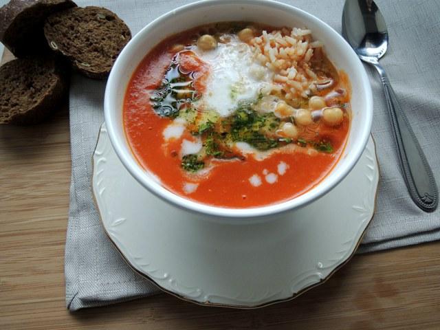 tomatensoep-met-rijst