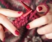 Een sjaal breien voor beginners