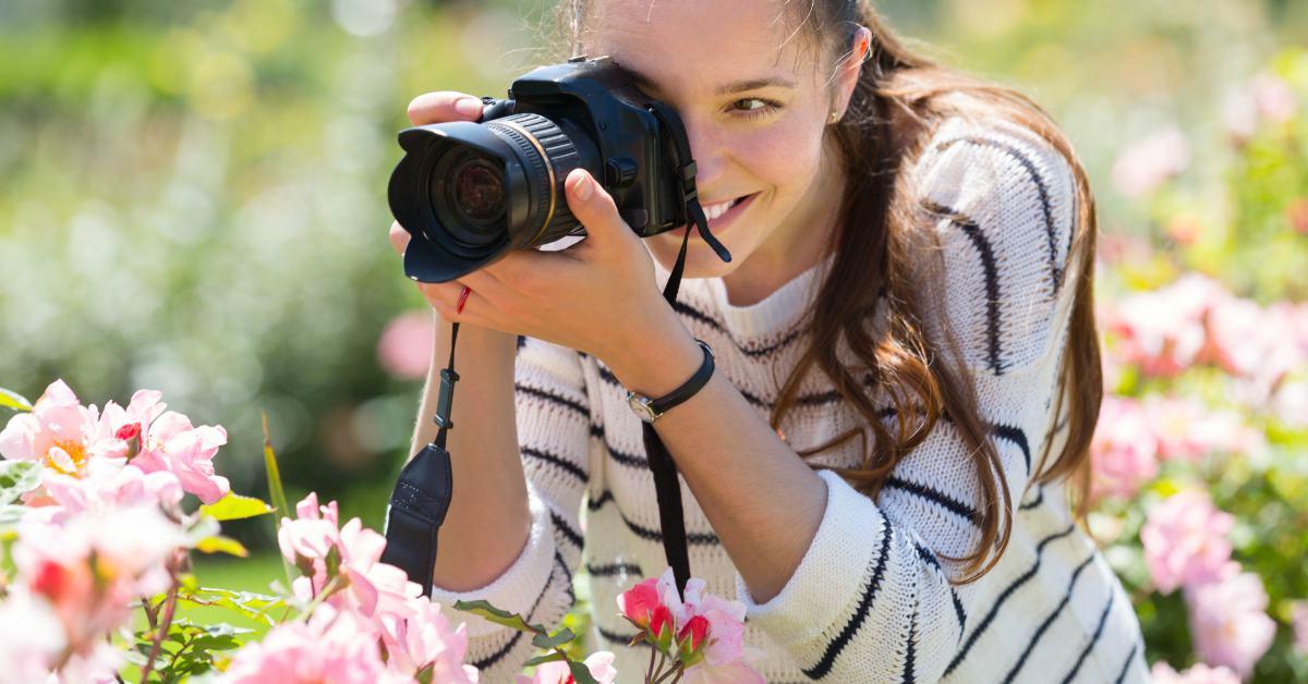Tuinfotograaf