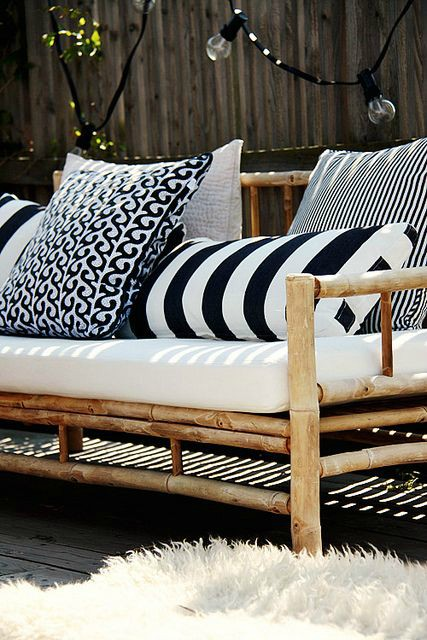 Patio Daybed Frame