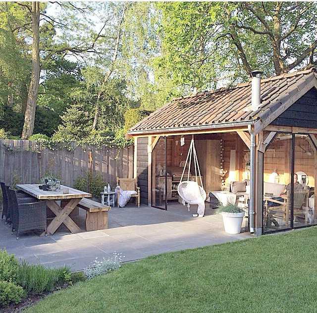 Een tuinkamer zelf bouwen in 7 stappen een paradijs in je for Tuin opknappen