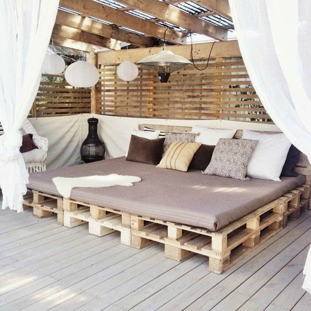 Loungebed