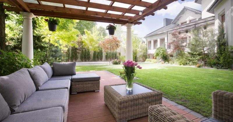 Een tuinkamer zelf bouwen in 7 stappen een paradijs in je for Huis bouwen stappen