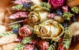 Boeket-gedroogde-bloemen