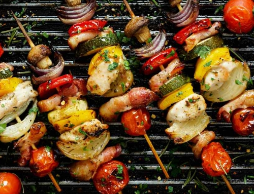 Deze 23 Overheerlijke Barbecue Recepten Bevatten Groenten Die Jij Eenvoudig Zelf Kunt Kweken