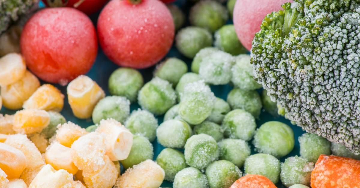 Bevroren-groenten