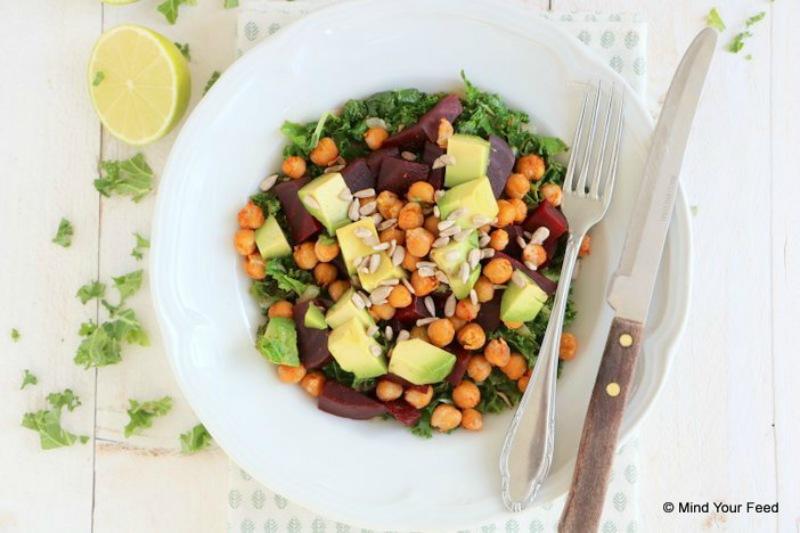 Boerenkoolsalade-met-avocado