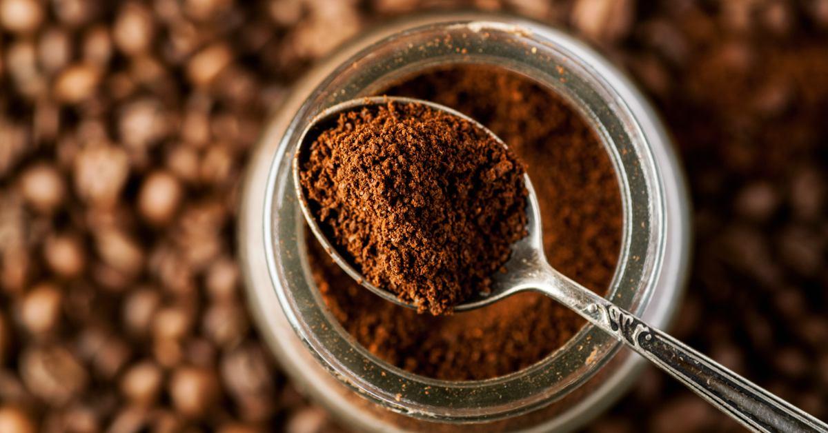 Gemalen koffie