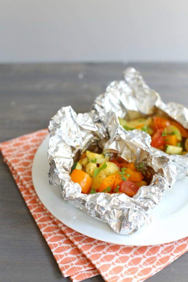 Groentepakketjes met aardappel
