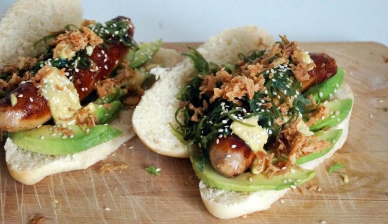 Hotdog-met-avocado