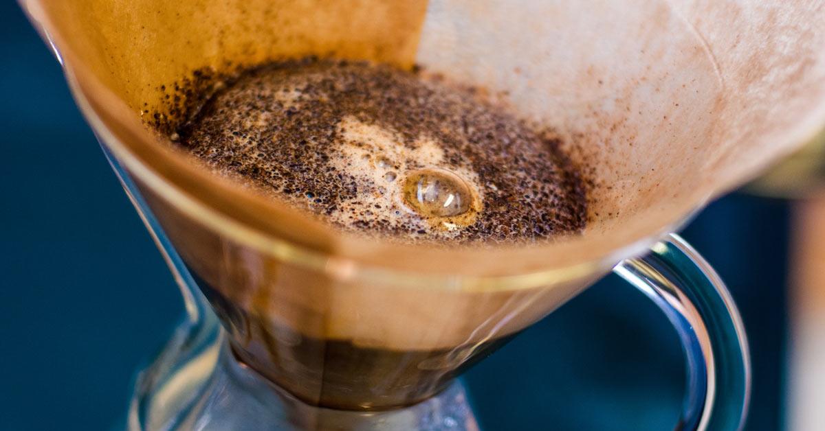 Koffie-wordt-gezet