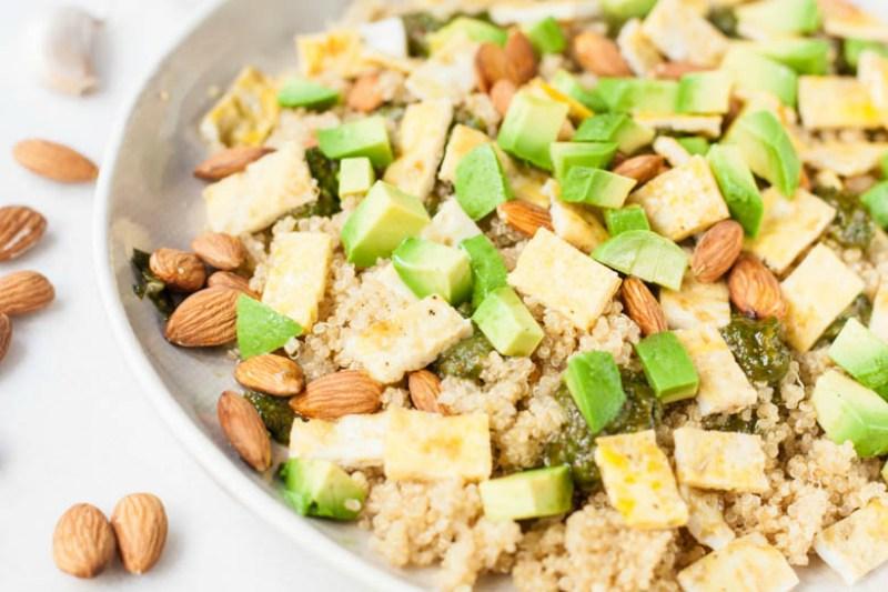 Quinoa-avocado-omeletreepjes