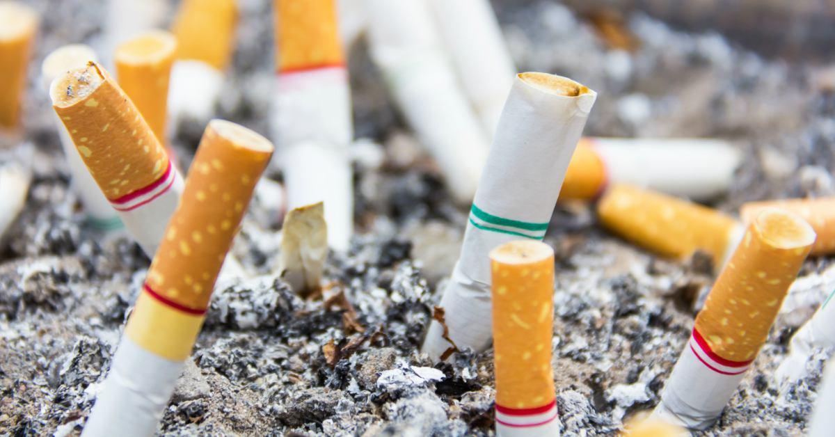 Sigarettenas