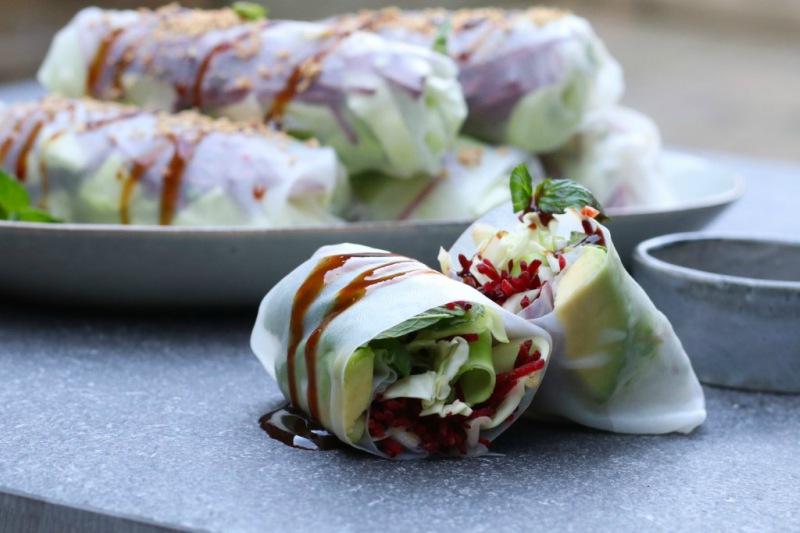 Springrolls-met-avocado