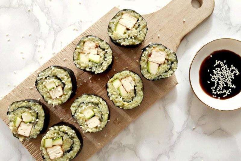 Sushi-met-avocado